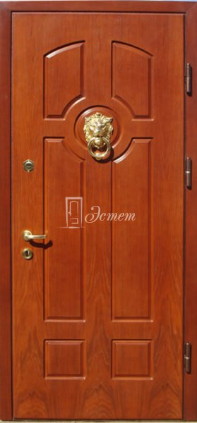 металлические двери мдф цена