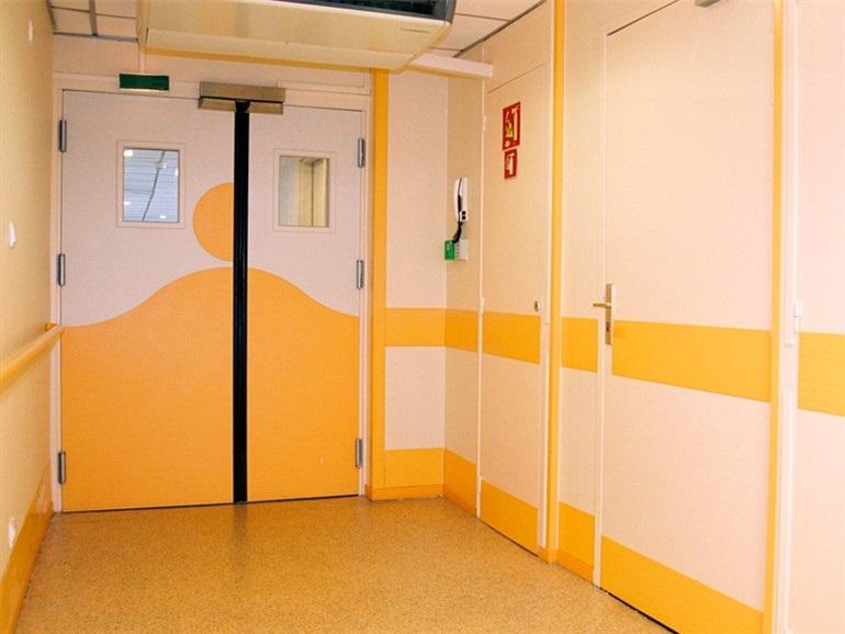 двери входные для больниц