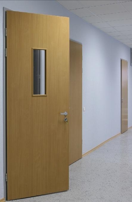 входные двери в детских учреждениях