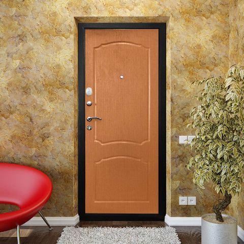 стальную дверь для квартиры